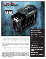 Rugged Water Resistant Inverter / Charger - OutBack Power ...