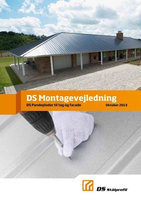 DS Pandeplader - DS Stålprofil