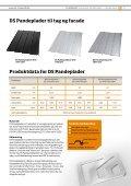 DS Pandeplader - DS Stålprofil - Page 7