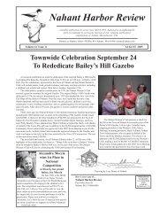 AUGUST 2005.pmd - Nahant, Massachusetts USA