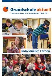 Grundschule aktuell 126