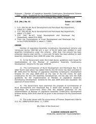 Schemes – Member of Legislative Assembly ... - Tnrd.gov.in