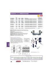 NH SIZE 1 / 2 / 3 / 4 MODULAR FUSE BASES FUSE 140 - Swe-Check