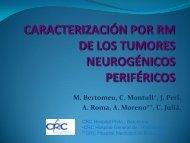 CORRELACIÓN RM Y US EN EL ESTUDIO DE LOS TUMORES ...