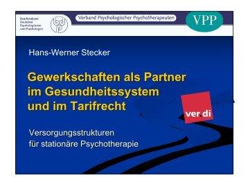 Vortrag - Hwstecker.de