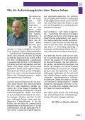 """Ein """"Danke"""" der Kirchengemeinde an alle Spenderinnen und ... - Page 3"""