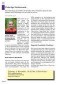 """Ein """"Danke"""" der Kirchengemeinde an alle Spenderinnen und ... - Page 6"""