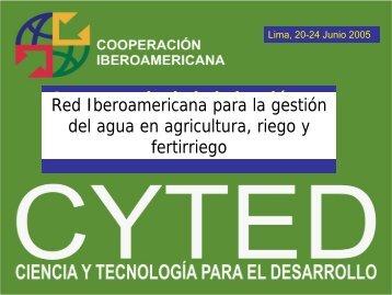 Importancia de la irrigación en el desarrollo Del agronegócio Red ...