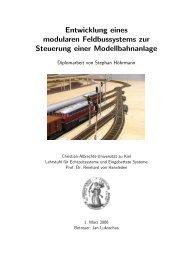 Diplomarbeit von Stephan Höhrmann - Christian-Albrechts ...