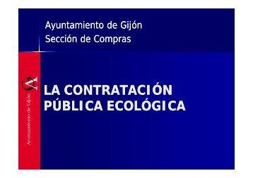"""Descargar presentación """"Compra municipal"""" - sostenibilidad forestal"""