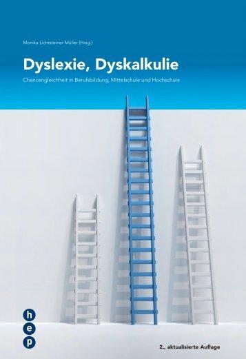 Dyslexie, Dyskalkulie - h.e.p. verlag ag, Bern