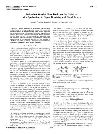 cas.ensmp.fr - IEEE Xplore