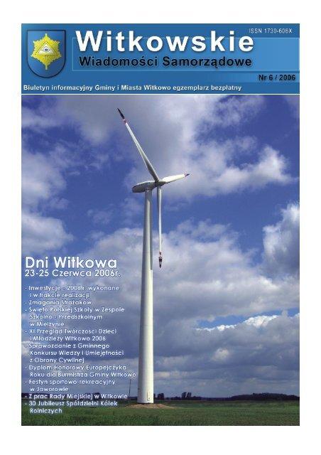 WWS 6-2006 - Witkowo