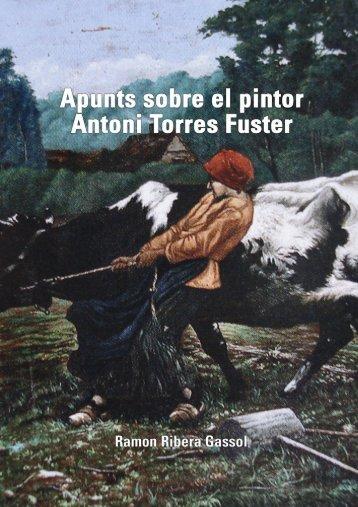 Apunts sobre el pintor Antoni Torres Fuster - Tinet