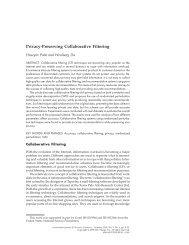 privacy preserving collaborative filtering.pdf - Document sans titre