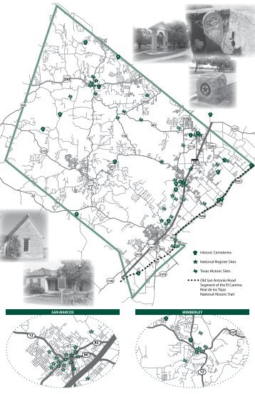 The Hays County Historical Commission Historical Site Guide