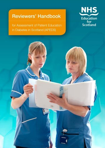 Reviewers' Handbook for Assessment of Patient Education in ...