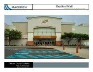 Deptford Mall Signage Criteria - Macerich