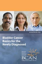 Untitled - Bladder Cancer Advocacy Network