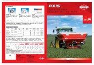 AXIS 20.1 / 30.1 / 40.1 / 40.1W - Kuhn