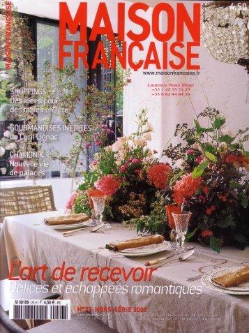 Maison francaise (France) - Bodo Sperlein