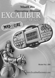 Madlibs - Franklin Electronic Publishers