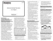 Advanced Global Translator in 12 lingue - Franklin Electronic ...