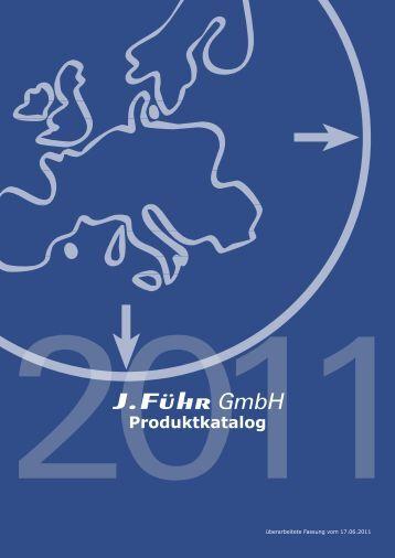 J.Führ GmbH - JF眉hr GmbH