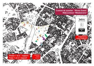 Phase 1 et 2 : rapport Fase 1 en 2: rapport Contrat de ... - Molenbeek