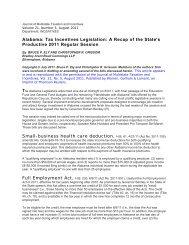 Article - Bradley Arant Boult Cummings LLP
