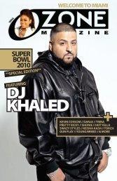 dj khALEd - Ozone Magazine