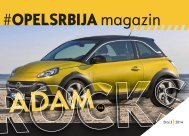Opel Magazin Srbija Br.3