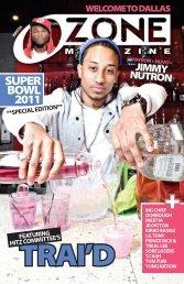 TRAI'D - Ozone Magazine