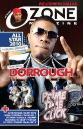 DORROUGH - Ozone Magazine