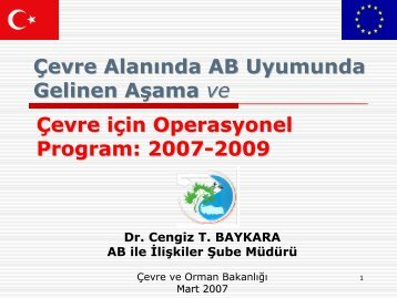Slayt 1 - REC Türkiye