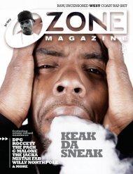 KEAK DA SNEAK - Ozone Magazine