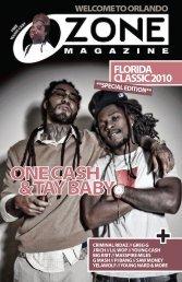 ONE CASH & TAY BABY - Ozone Magazine