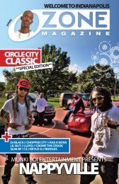 NAPPYVILLE - Ozone Magazine