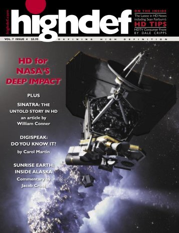 Volume 7, Issue 4 - highdef magazine