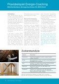Energie-Einsparung und Solaranlage unter Dach und ... - Stadt Zürich - Seite 2