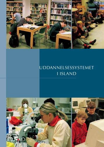 UDDANNELSESSYSTEMET I ISLAND