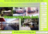 Uteserverings- katalogen 2009