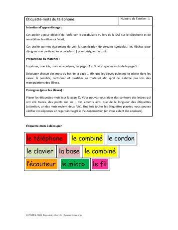 PDF 1 - Pistes