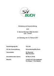 Einladung und Ausschreibung zum 5. Skiclub ... - Wsvaltach.at