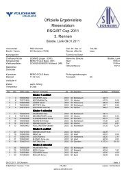 T:\SVD\RENNDATEN\RSG-RT Cup_2011 ... - Wsvaltach.at