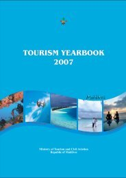 Tourism YearBook 2007 - Ministry of Tourism Arts & Culture