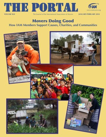 Movers Doing Good - Active Voice Writing and Editorial Services
