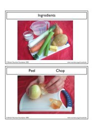 A5 recipe cards with keywords.pdf - Food a fact of life
