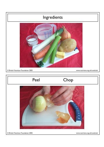 A5 recipe cards with instructionspdf food a fact of life a5 recipe cards with keywordspdf food a fact of life forumfinder Choice Image