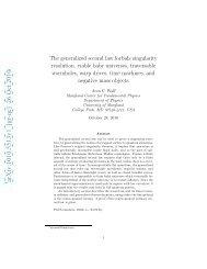 arXiv:1010.5513v1 [gr-qc] 26 Oct 2010